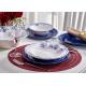 سرویس غذاخوری لاویوا مدل ویوا 26 پارچه رنگ آبی