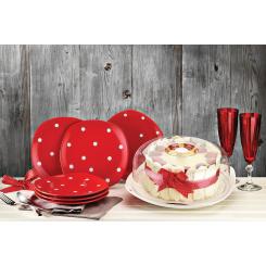 کیک خوری لاویوا مدل پونتو 8 پارچه