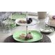 شیرینی خوری لاویوا مدل پونتو رنگ سبز