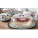 کیک خوری لاویوا مدل ورا سبز 8 پارچه