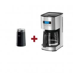 قهوه ساز و آسیاب قهوه مونوتک